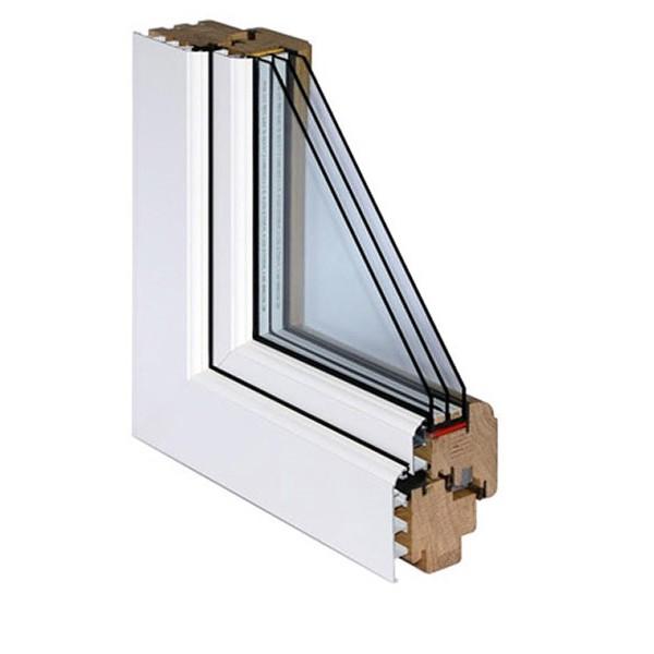 Trä-och aluminiumfönster Bertrand Jönköping