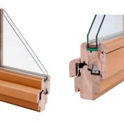 Träfönster softlineelegant