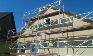 Utbyte av tak – Skillingaryd