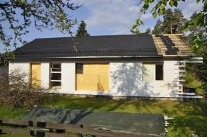 Renovering och ombyggning i Vaggeryd